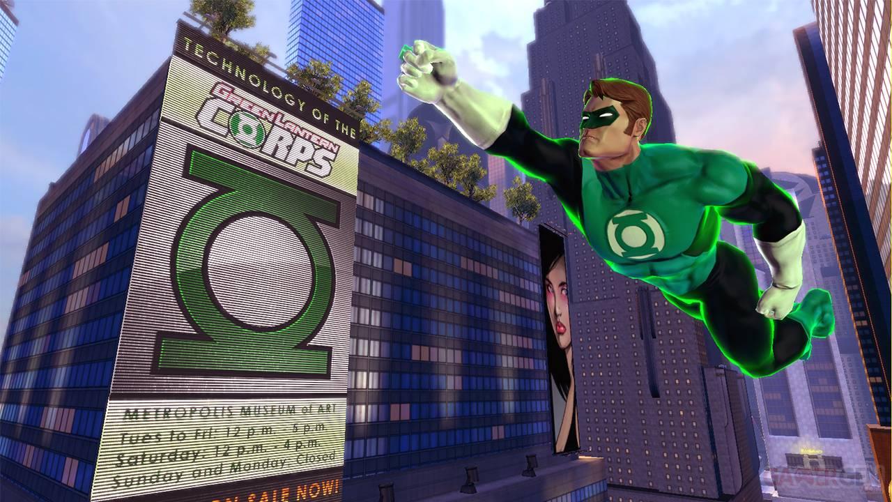 DC Universe Online Green Lantern 7