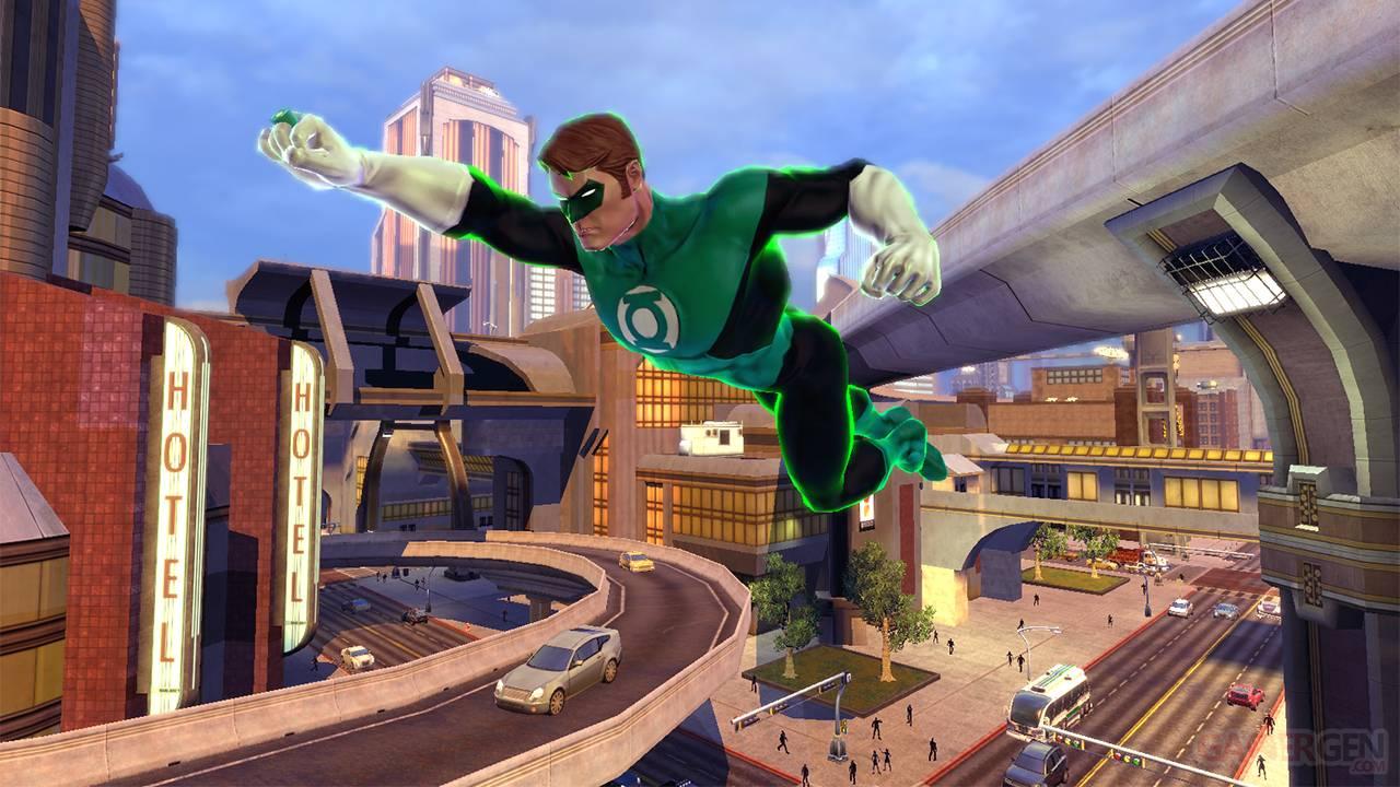 DC Universe Online Green Lantern 8