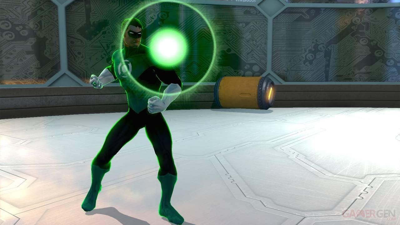 DC Universe Online Green Lantern 4