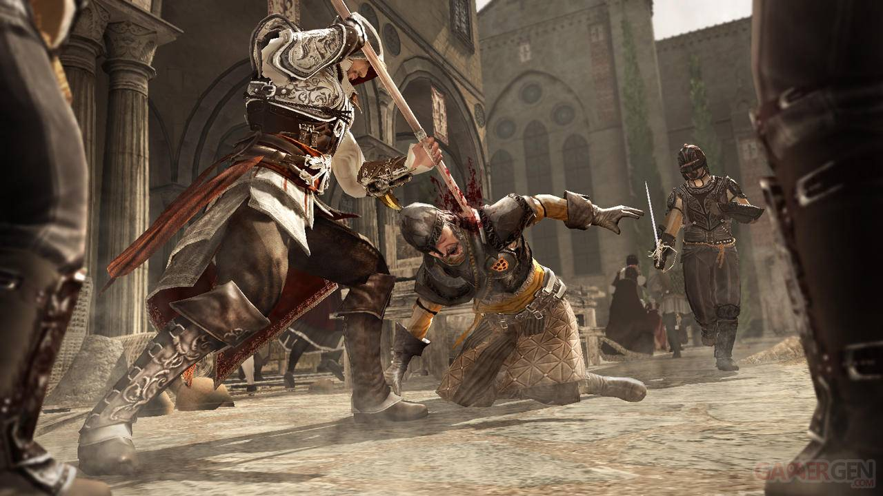 Assassin's Creed II 7