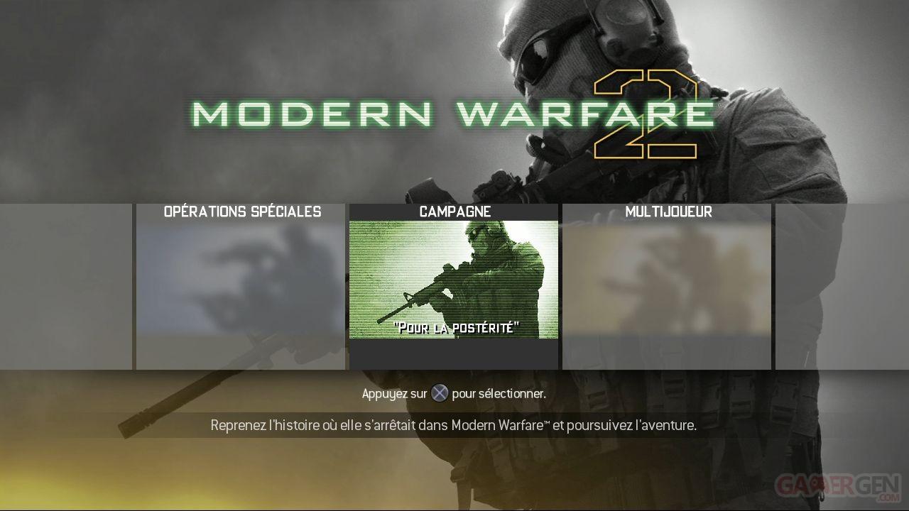 Modern Warfare 2 -  3