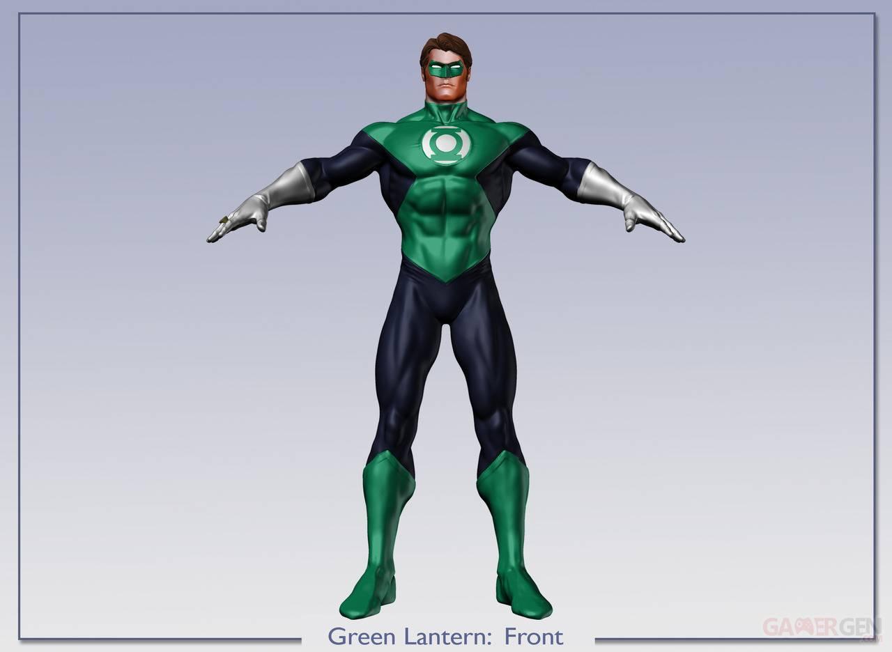 DC Universe Online Green Lantern 10