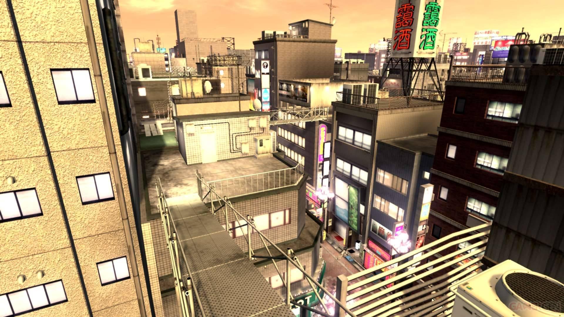 Yakuza 4 Ryu Ga Gotoku Sega Kazuma Kiryu 13