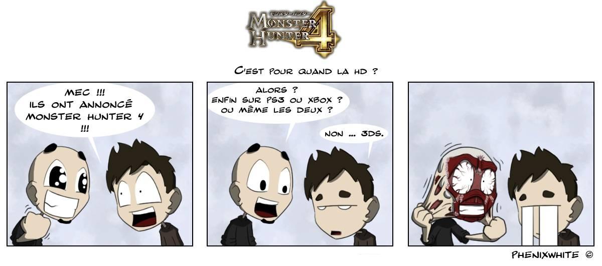 Actu-en-dessin-PS3-Phenixwhite-3DS-Monster-Hunter-4-18092011