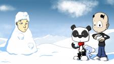 Actu-en-dessin-PS3-Phenixwhite-Pixelized-Jejecool666-Noel-Neige-sanstexte-24122011