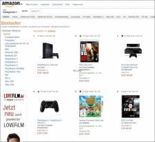 Amazon Allemangne 13.06.2013.