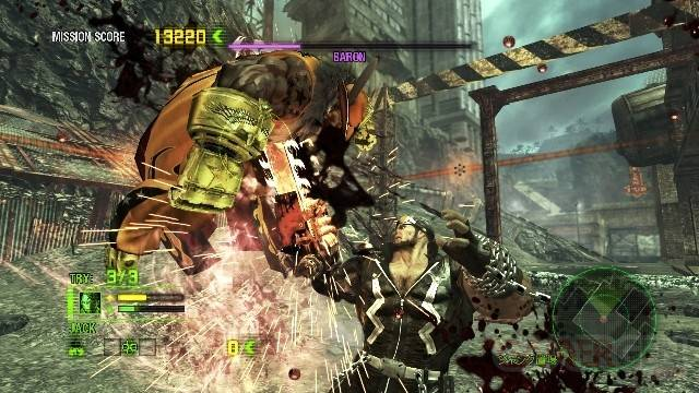 Anarchy Reigns screenshots images 013