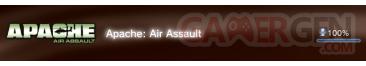APACHE AIR ASSAULT trophees PS3 FULL      1