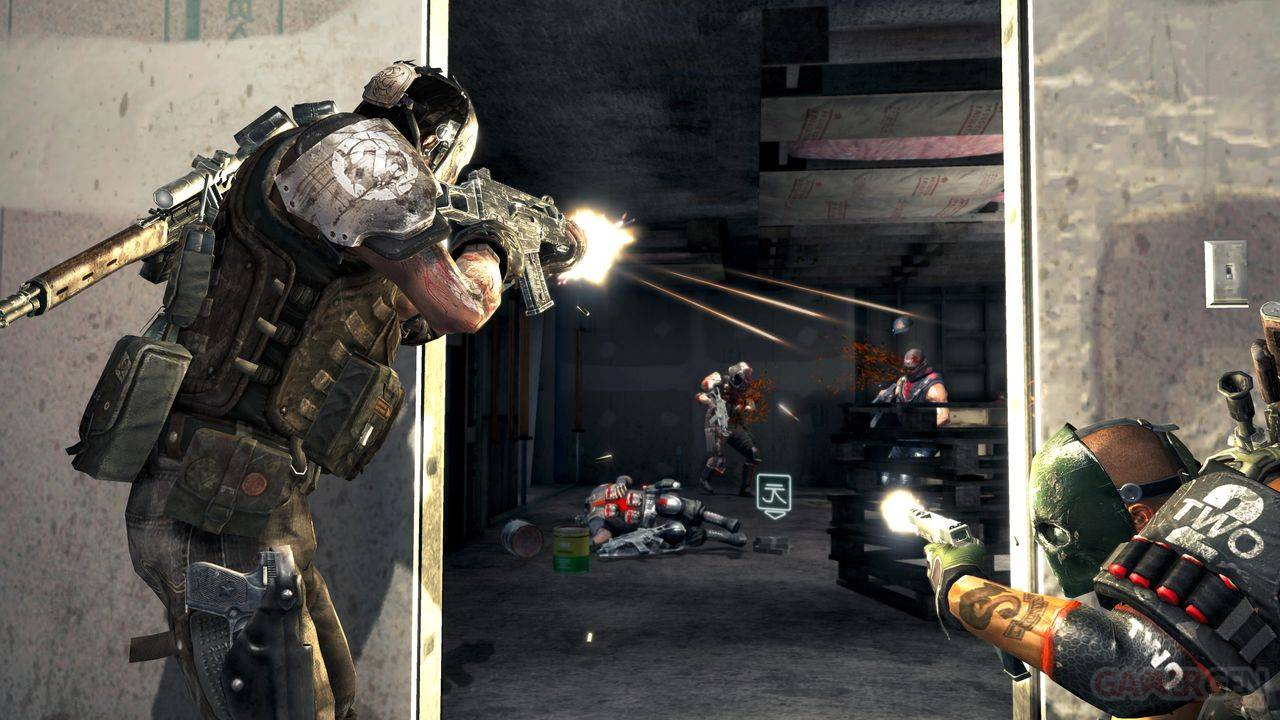 army of two 40eme jour demo