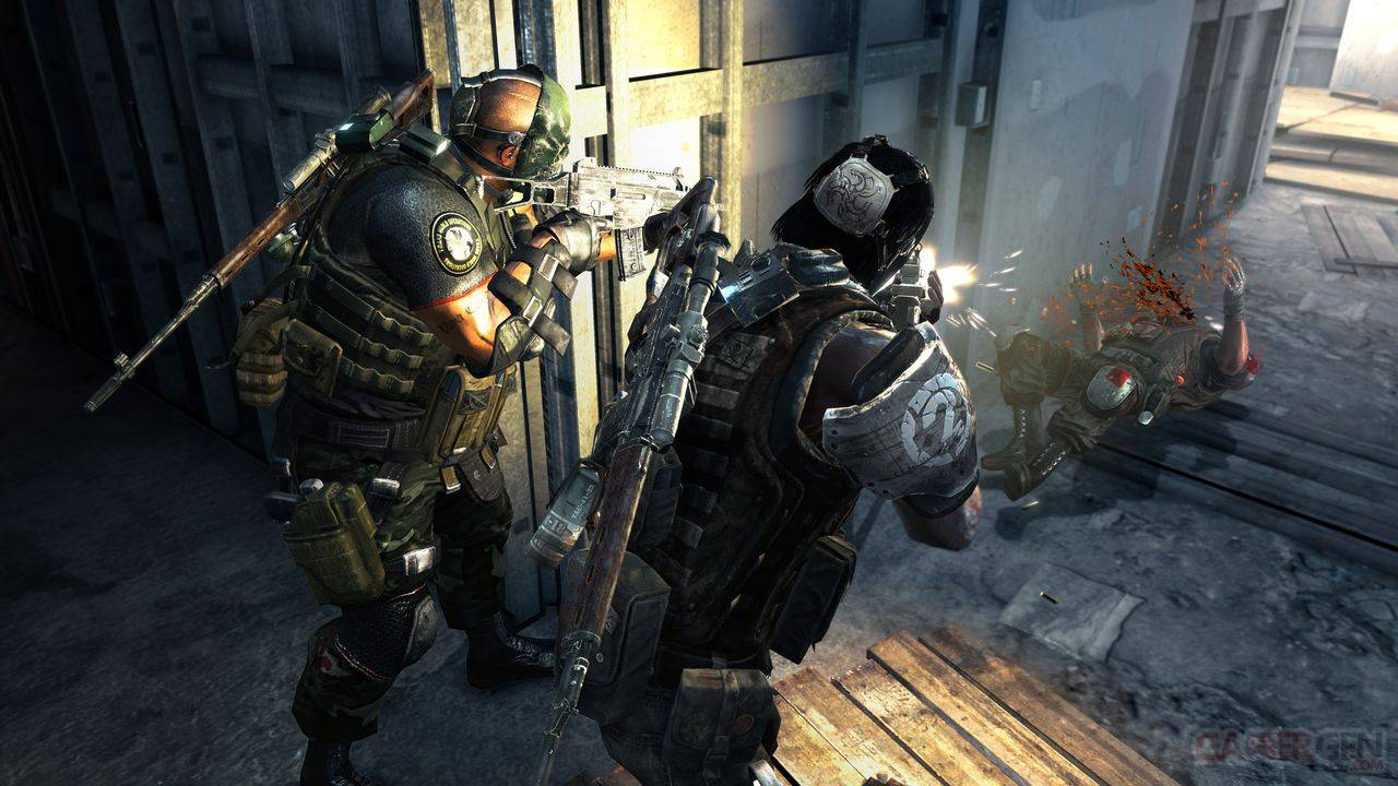 army of two 40eme jour