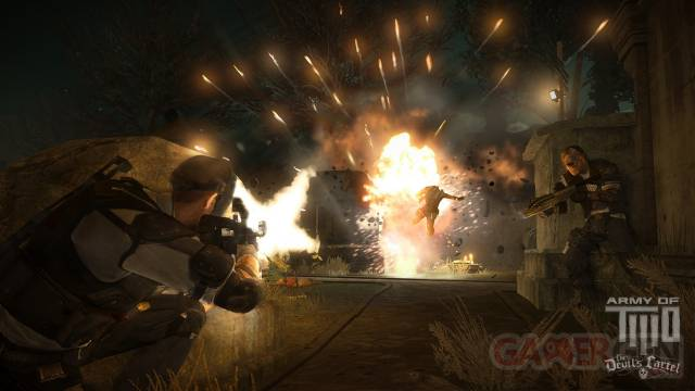 Army of Two images screenshots  01