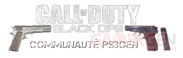 BANIERE BLACK OPS