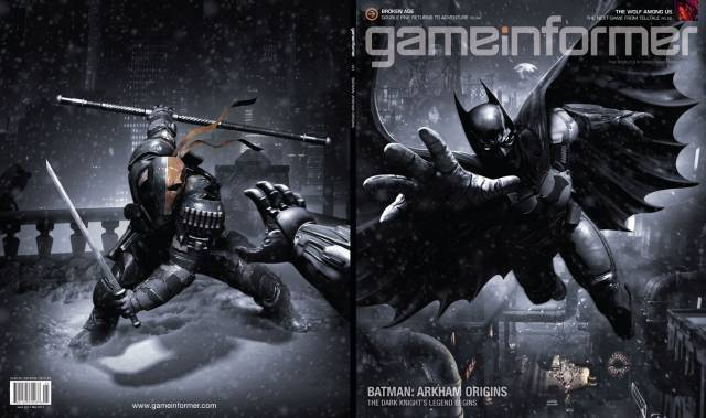 Batman Arkham Origins 09.04.2013.