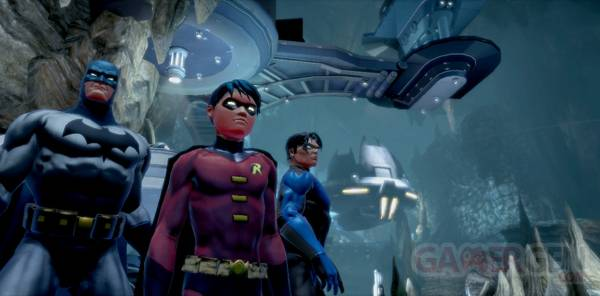 Batman DC Universe Online