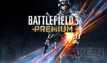 Battlefield 3 Premium key art