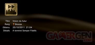 Battlefield 3 - Trophées - BRONZE 12