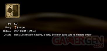 Battlefield 3 - Trophées - BRONZE 13