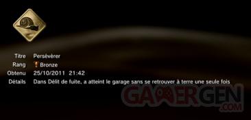 Battlefield 3 - Trophées - BRONZE 14