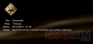Battlefield 3 - Trophées - BRONZE 18