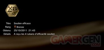 Battlefield 3 - Trophées - BRONZE 22