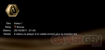 Battlefield 3 - Trophées - BRONZE 23