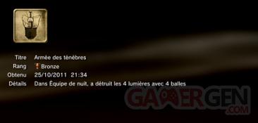 Battlefield 3 - Trophées - BRONZE 4