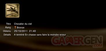 Battlefield 3 - Trophées - BRONZE 8