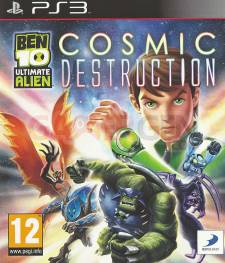 Ben 10 Ultimate Alien- Cosmic Destruction 001