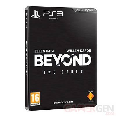 Beyond Two Souls édition limitée