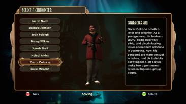 Bioshock_2_DLC1_Sinclair Solutions Test Pack_Oscar_menu