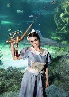 BIOSHOCK Cosplay Aquarium 2