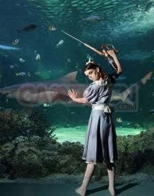 BIOSHOCK Cosplay Aquarium 3