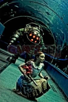 BIOSHOCK Cosplay Aquarium 6