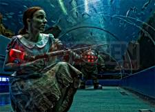 BIOSHOCK Cosplay Aquarium 9