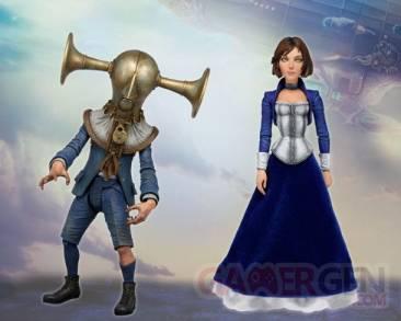 BioShock Infinite figurine