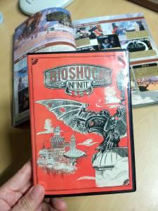BioShock Infinite jaquette 01