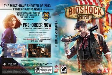 BioShock Infinite jaquette complte