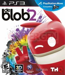de blob 2 covers jaquette jap ps3