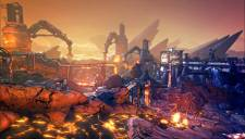 BORDERLANDS 2 DLC2 Le Carnage Sanglant de M. Torgue Screenshot Lava Land