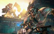 BORDERLANDS 2 DLC2 Le Carnage Sanglant de M. Torgue Screenshot MrTorgue