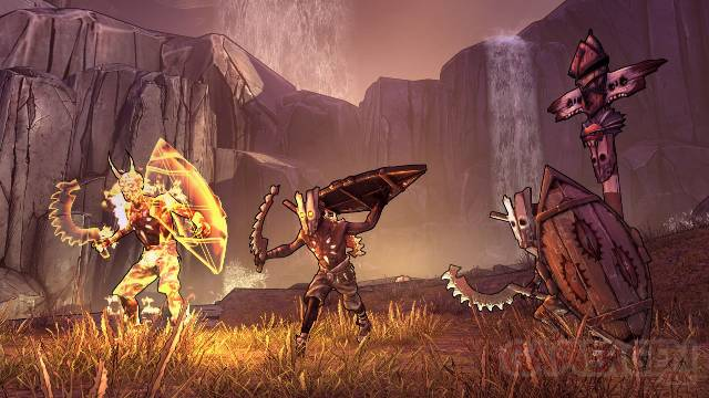 Borderlands 2 Sir Hammerlock s Big Game Hunt DLC screenshot 20122012 003