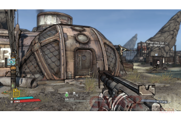 Borderlands Screenshots Images  3