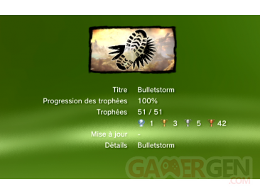 Bulletstorm-trophées-LISTE- 1