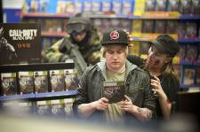 Call of Duty Black Ops II Lancement Londres HMV 10