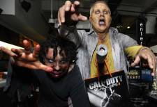 Call of Duty Black Ops II Lancement Londres HMV 8