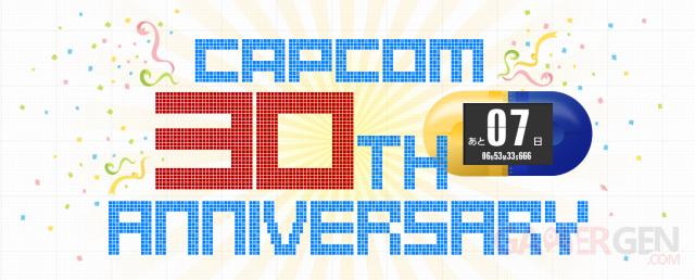 Capcom-30e-Anniversaire