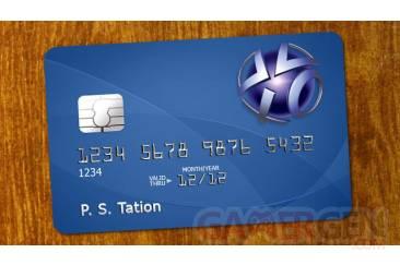 carte bancaire PSN