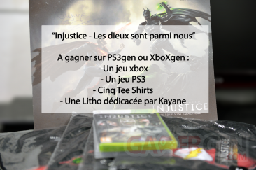 concours injustice