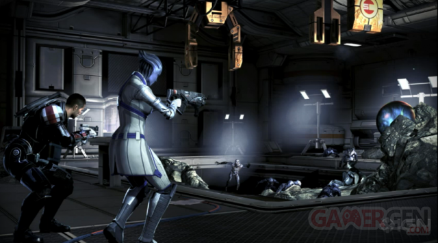 Conference EA Mass Effect 3 02.08.2012
