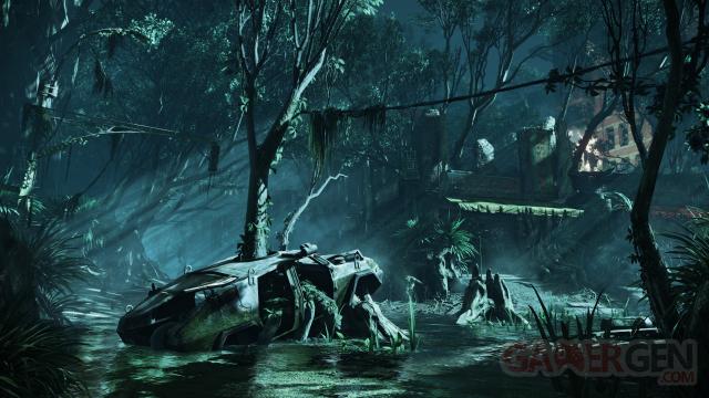 Crysis 3 screen 8 - Swamplands